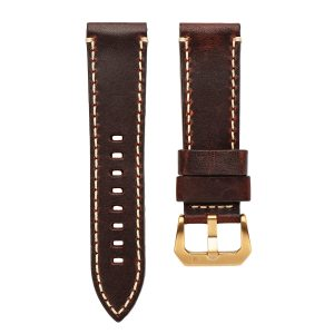 Brown – Gold Buckle